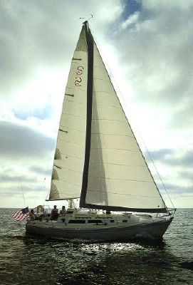 Schock 34 Performance Cruiser 1986 All Boats