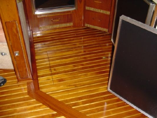 1986 sea ray 460 express  18 1986 Sea Ray 460 Express