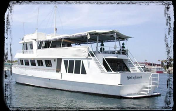 Sea Trec *Custom* Charter Cruise Ship 1986 All Boats