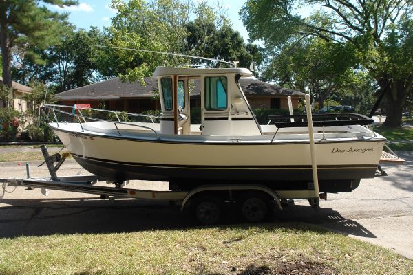 Shamrock 200 Pilothouse 1986 Motor Boats Pilothouse Boats for Sale
