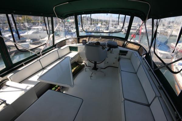 1986 spindrift motoryacht  13 1986 Spindrift motoryacht