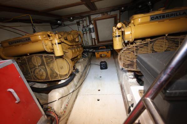 1986 spindrift motoryacht  18 1986 Spindrift motoryacht