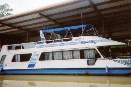 Boats for Sale & Yachts Three Bouys Sunseeker Houseboat 1986 Houseboats for Sale Sunseeker Yachts