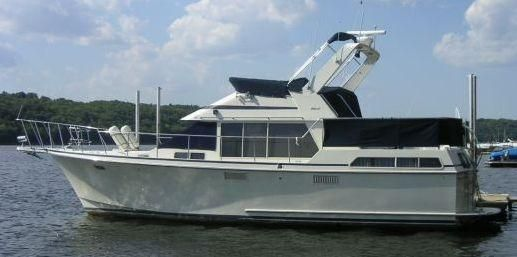 Tollycraft 40 SunDeck 1986 All Boats