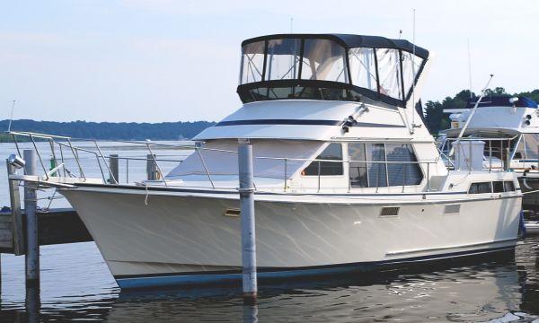 Tollycraft Sundeck Motoryacht 1986 All Boats