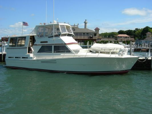 1986 Viking Motor Yacht Boats Yachts For Sale