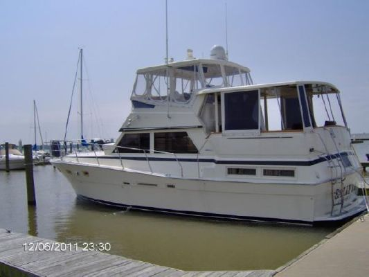 1986 Viking Motor Yacht Flybridge Boats Yachts For Sale