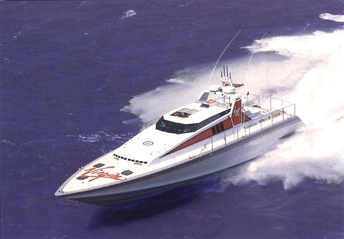Virgin Atlantic Challenger 2 1986 All Boats Fishing Boats for Sale