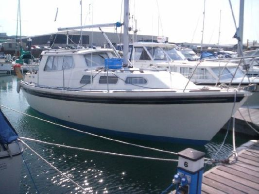 Westerly Konsort Duo 1986 All Boats