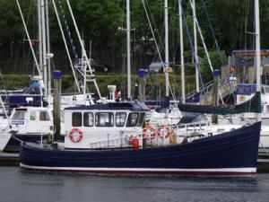 wooden Pilot Boat 45' 1986 Ketch Boats for Sale