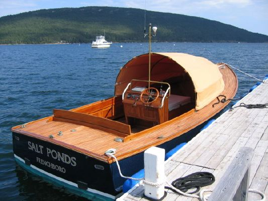 Able Custom Yacht Somes Sound 26 1987 All Boats