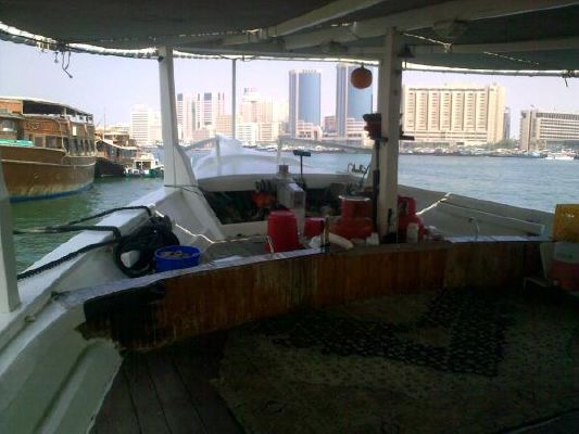 ARABIC DHOW 116 FOOT WOODEN DHOW 1987 Ketch Boats for Sale