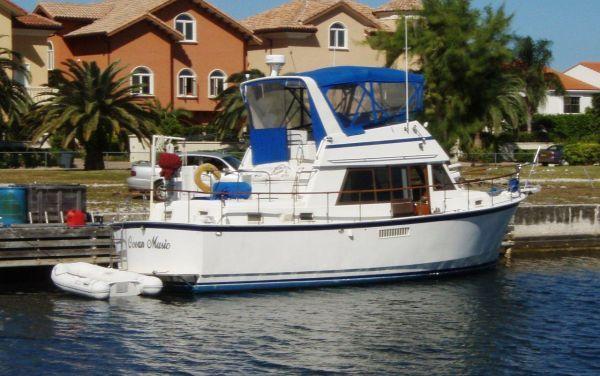 Atlantic Double Cabin Trawler 1987 Fishing Boats for Sale Trawler Boats for Sale