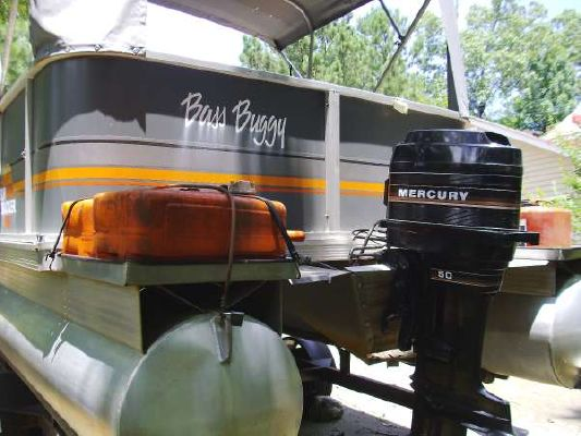 Bass Tracker Bass Buggy 20 Mercury 50 w/ Trailer 1987 Bass Boats for Sale
