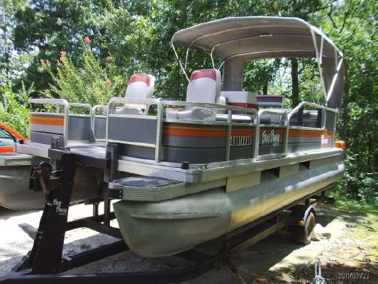1987 Bass Tracker Bass Buggy 20 Mercury 50 W   Trailer