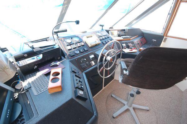 1987 bayliner 4550 motoryacht  19 1987 Bayliner 4550 Motoryacht