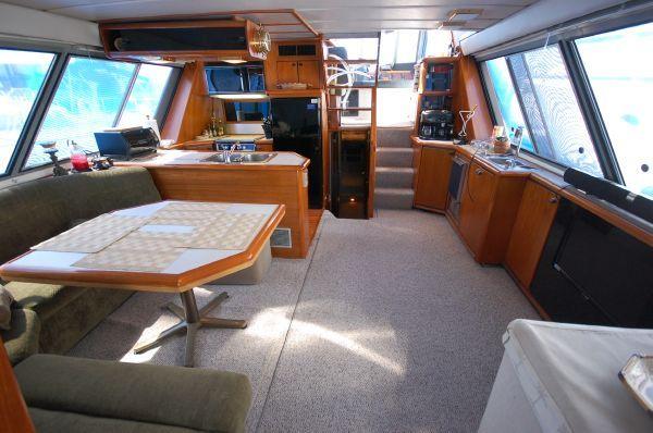 1987 bayliner 4550 motoryacht  7 1987 Bayliner 4550 Motoryacht
