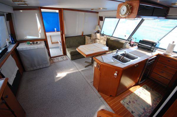 1987 bayliner 4550 motoryacht  8 1987 Bayliner 4550 Motoryacht