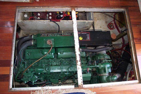 1987 bayliner 4550 motoryacht w twin volvo 360 hp  10 1987 Bayliner 4550 Motoryacht w/Twin Volvo 360 hp