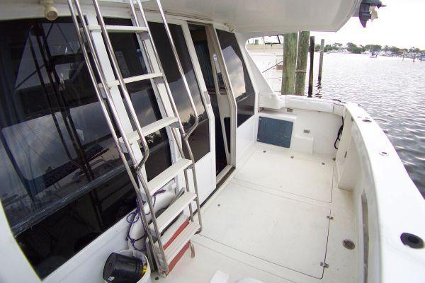 1987 bayliner 4550 motoryacht w twin volvo 360 hp  14 1987 Bayliner 4550 Motoryacht w/Twin Volvo 360 hp