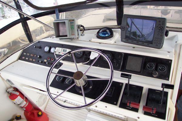 1987 bayliner 4550 motoryacht w twin volvo 360 hp  35 1987 Bayliner 4550 Motoryacht w/Twin Volvo 360 hp