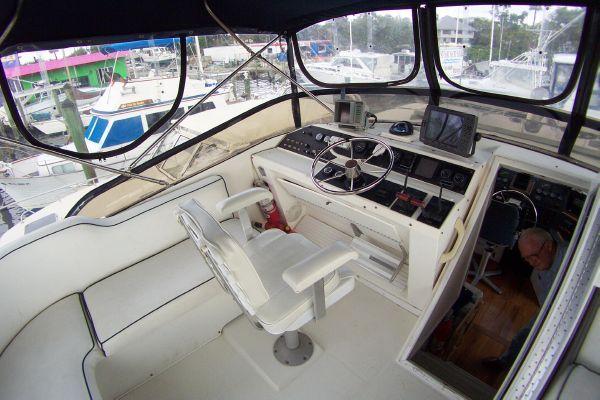 1987 bayliner 4550 motoryacht w twin volvo 360 hp  5 1987 Bayliner 4550 Motoryacht w/Twin Volvo 360 hp