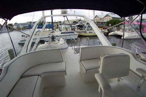 Boats for Sale & Yachts Bayliner 4550 Motoryacht w/Twin Volvo 360 hp 1987 Bayliner Boats for Sale