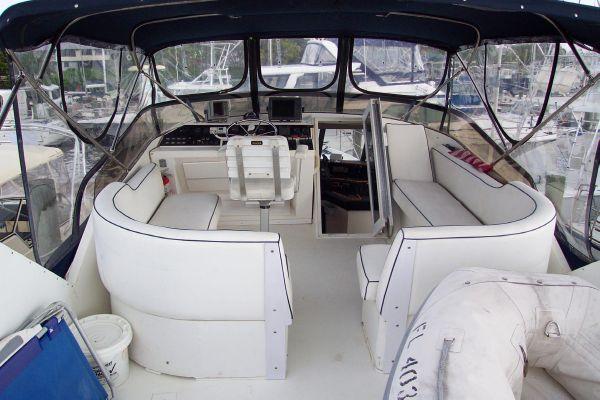 1987 bayliner 4550 motoryacht w twin volvo 360 hp  7 1987 Bayliner 4550 Motoryacht w/Twin Volvo 360 hp