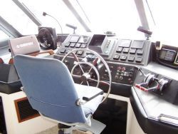 1987 bayliner 4550 pilothouse jdj  3 1987 Bayliner 4550 Pilothouse (JDJ)