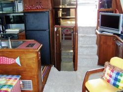 1987 bayliner 4550 pilothouse jdj  5 1987 Bayliner 4550 Pilothouse (JDJ)