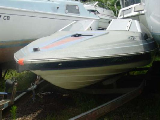 Bayliner Rare Cobra Trident 1700 Mercury 80 1987 Bayliner Boats for Sale
