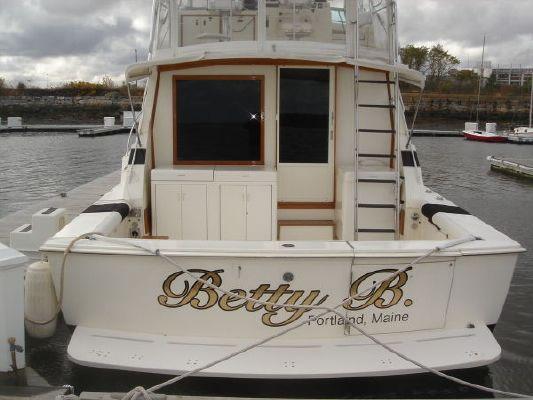 Bertram 46 Convertible MK III 1987 Bertram boats for sale