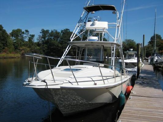 Boston Whaler 27 OUTRAGE (REDUCED) 1987 Boston Whaler Boats