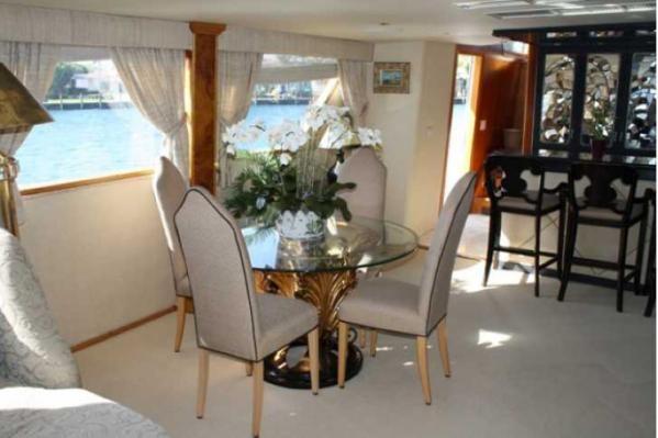 Broward Raised Pilot Motor Yacht 1987 All Boats