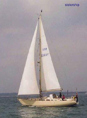 Camper & Nicholsons Nicholson 476 1987 All Boats