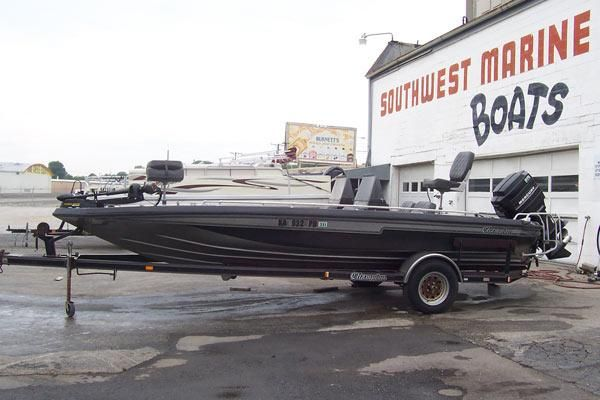 Boats for Sale & Yachts Champion Super V Fish & Ski 1987 All Boats Fish and Ski Boats