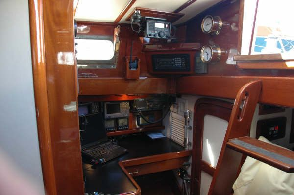 1987 cherubini staysail schooner  10 1987 Cherubini Staysail Schooner