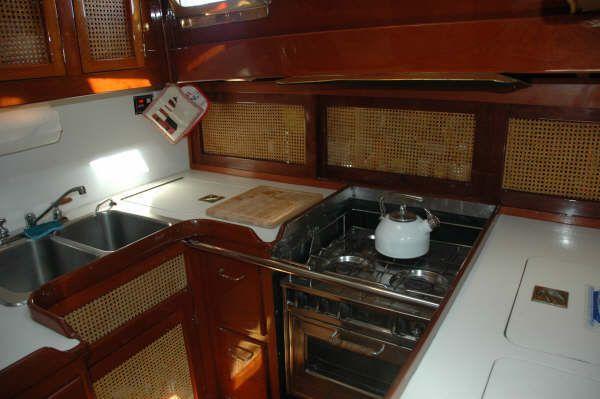 1987 cherubini staysail schooner  12 1987 Cherubini Staysail Schooner