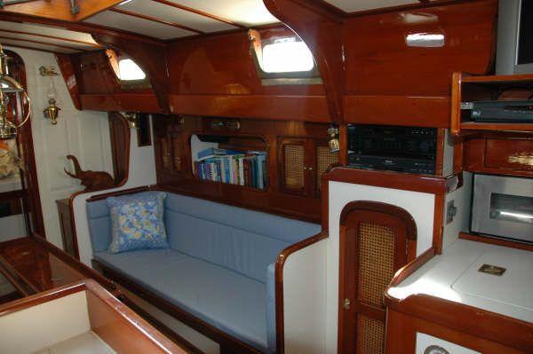 1987 cherubini staysail schooner  14 1987 Cherubini Staysail Schooner