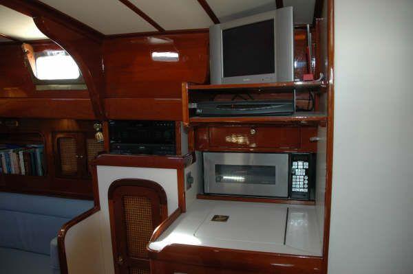 1987 cherubini staysail schooner  16 1987 Cherubini Staysail Schooner