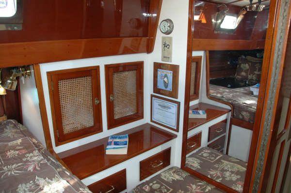 1987 cherubini staysail schooner  17 1987 Cherubini Staysail Schooner