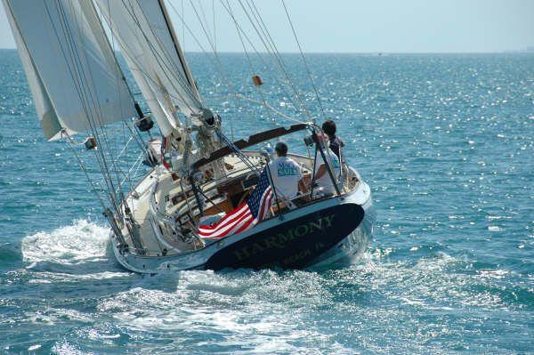 1987 cherubini staysail schooner  18 1987 Cherubini Staysail Schooner