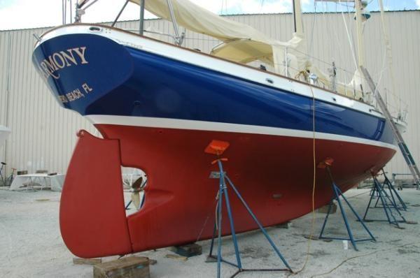1987 cherubini staysail schooner  20 1987 Cherubini Staysail Schooner