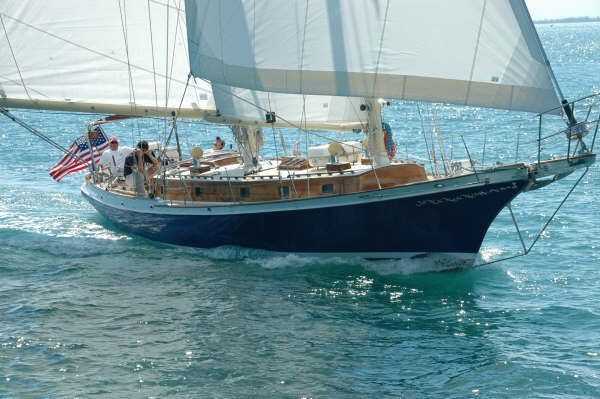 1987 cherubini staysail schooner  3 1987 Cherubini Staysail Schooner