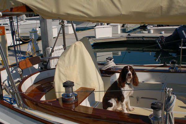 1987 cherubini staysail schooner  9 1987 Cherubini Staysail Schooner