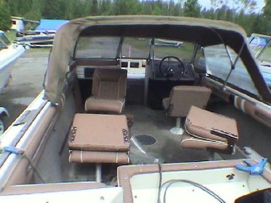 Crestliner V170 Pro Am 1987 Crestliner Boats for Sale