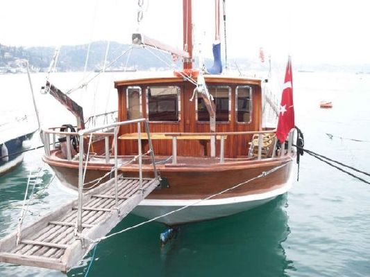 Custom Line Gulet 1987 Ketch Boats for Sale