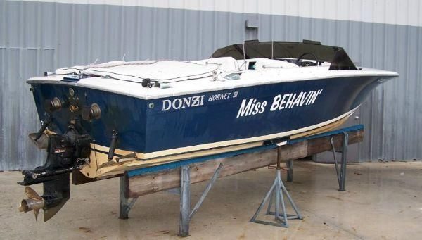 Donzi Hornet III Classic 1987 Donzi Boats for Sale