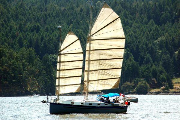 Boats for Sale & Yachts GEORGIAN Cat Schooner 1987 Schooner Boats for Sale