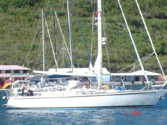 Boats for Sale & Yachts Glacer Asmus 51 sloop 1987 Sloop Boats For Sale